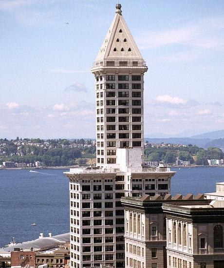 Seattle's Lighthouse Apartment in the Smith Tower