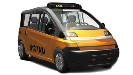 The New New York City Taxi