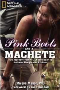 Book Review: Pink Boots and a Machete