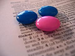Smarties  +  Boring English Project  =  Picture