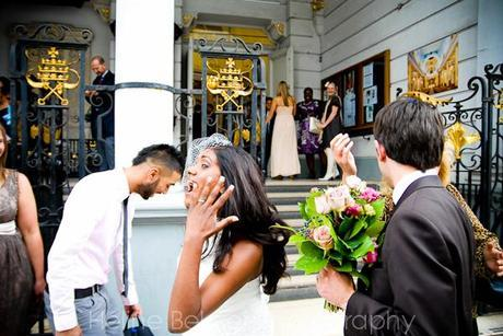 Vintage inspired London wedding – with bundles of details for inspiration