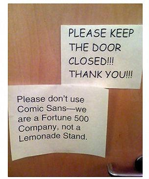 40 Hilarious Passive-Aggressive Office Notes