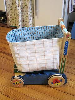 Play Eats: Make a shopping cart