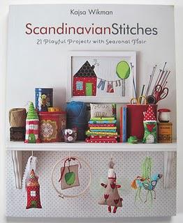 Book Review: Scandinavian Stitches