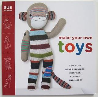 Book Review: Make Your Own Toys