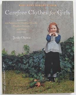 Book Review: Carefree Clothes for Girls