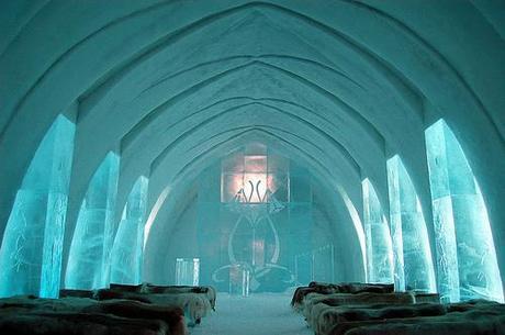 Winter honeymoon in Lapland