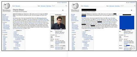 Firefox And Chrome Add-On To Erase Charlie Sheen From The Web