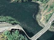 Distorted Bridges Overlays From Google Earth
