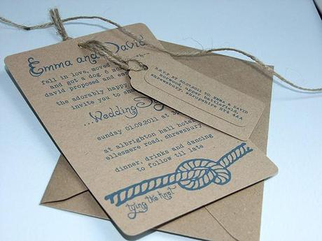Artcadia new wedding invitation the Knot