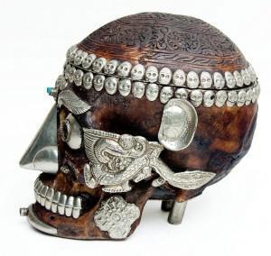 Ritual Skull Caps