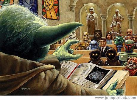 The Jedi Religion