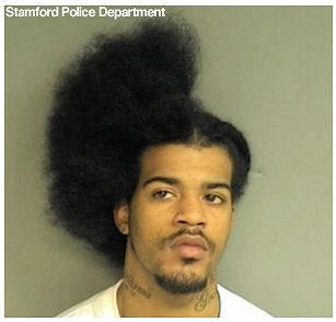 Man Arrested During Haircut Makes Great Mugshot