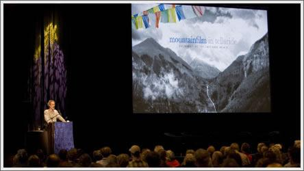 Mountainfilm Announces Special Guests For 2011
