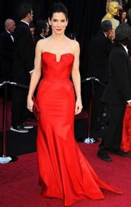 sandra bullock 2 190x300Red Hot, Red Carpet Fashion!