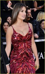 penelope cruz 184x300Red Hot, Red Carpet Fashion!