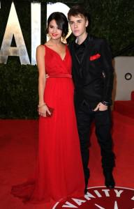 selena and justin 192x300Red Hot, Red Carpet Fashion!