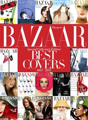 harper's bazaar best covers issue