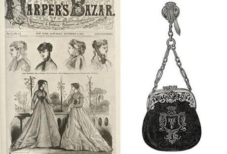 harper's bazaar first cover