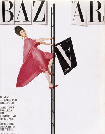 harper's bazaar 1959 cover