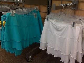 Swim Cover Or Cheap Tennis Skirt?