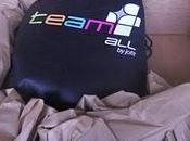 Team 4all Package Arrives!