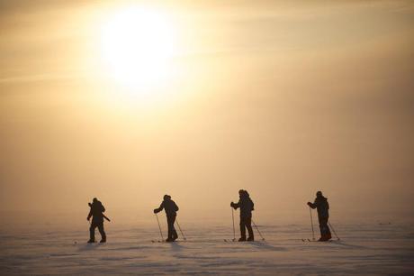 Catlin Arctic Survey 2011: Team Is On The Ice