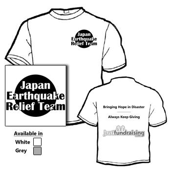 Japan Earthquake Fundraising Together