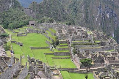 Machupiccu - A Crystal from a Dissolved Past