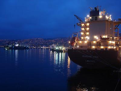 Valparaiso - Valpo, Chile