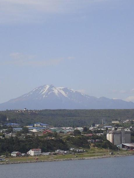 Puerto Montt, Chile - Little Germany below the volcano
