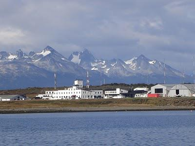 Ushuaia, Argentina - the southern most city in the world