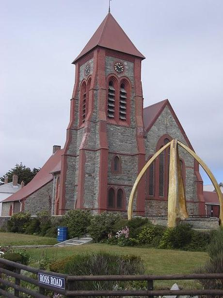 Christ Church Cathedral - Port Stanley, Falkland Islands