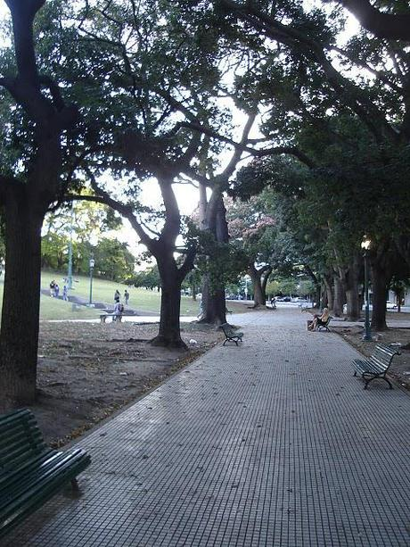 Buenos Aires - Argentina; a hole in the ground
