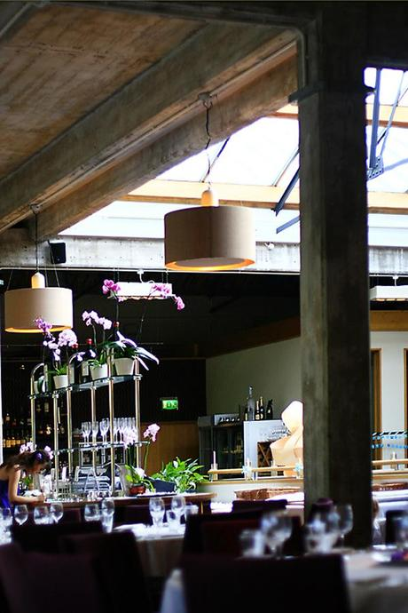 Inside Bordeaux Quay wedding venue