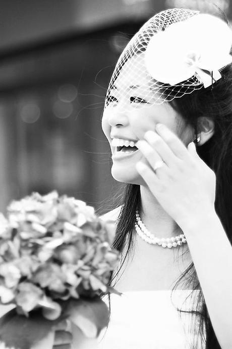 Viv flashes a gorgeous smile