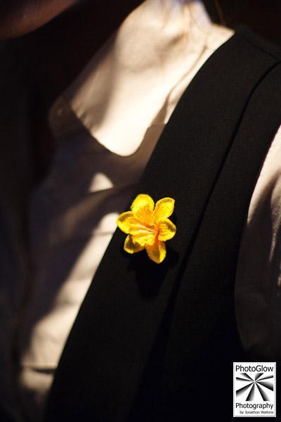 The Daffodil - art deco wedding venue.