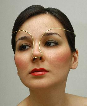 Face Distorting Jewelry