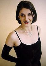 Alexandra Carter vintage wedding singer