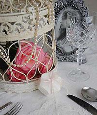 Vintage wedding accessories by Vintage Twee
