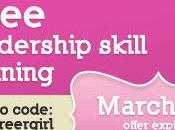 Giving Away Year Free Leadership Training