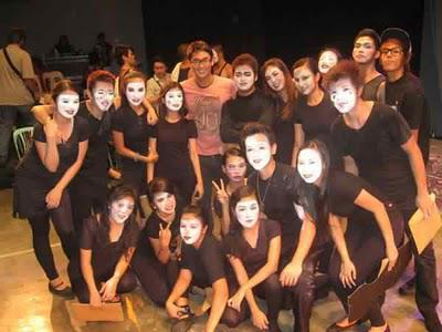 Gantimpala Theater holds summer drama workshop