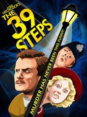 The 39 Steps, stage adaptation of a Hitchcock classic, next up from Rep