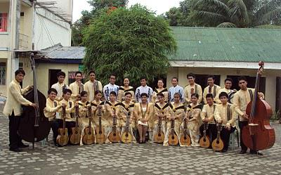 3rd International Rondalla Festival this February, in Tagum, Davao del Norte