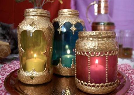 Monday Makerie: easy moroccan inspired lanterns and more…