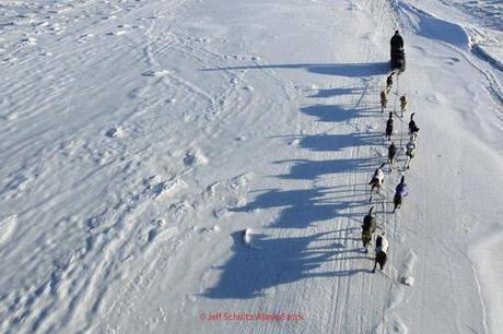 2011 Iditarod: John Baker Only Musher In And Out Of Elim