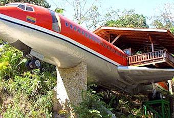 Boeing 727 Converted Into A Home Paperblog