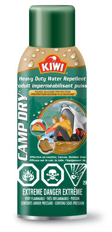 Gear Box: Kiwi Camp Dry Water Repellant and Fabric Protection