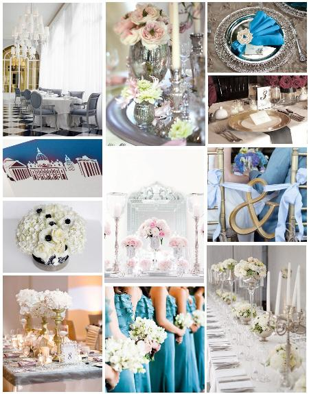 The Wedding Sanctuary design inspiration board by Always Andri UKAWP