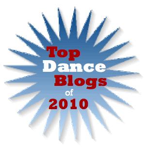 Top Dance Blog Contest - Dance Advantage